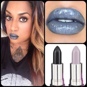 Lime Crime's Chinchilla & Styletto lipsticks xx