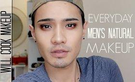 Quarantine GRWM MENS Makeup