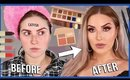 MAKEUP TRANSFORMATION 💕 how to catfish everybody grwm