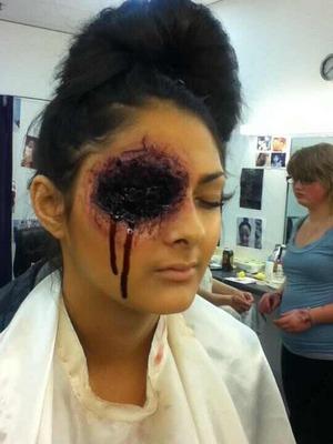 spfx makeup, <3