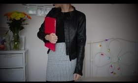 Back To School| Makeup & Outfit