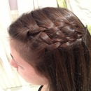 Double Waterfall Braid