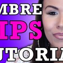 Ombre Nude Lip Tutorial