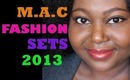 MAC Fashion Sets Collection 2013