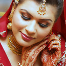 Asian Bridal Makeup and Henna