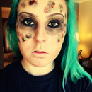 Lucifer Inspired Makeup (Re-Upload)