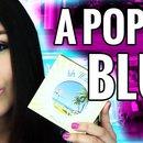 Pop of Blue Tutorial