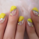 31 Day Challenge ~ Yellow Nails