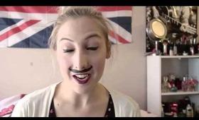 A Mustache Vlog