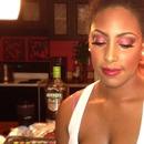 Reddish/Gold Makeup Look