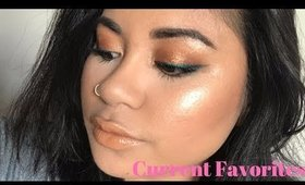 Current Favorites Tutorial (and trying a new eyeliner!)