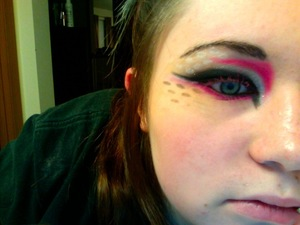 Katy Perry ET inspired look