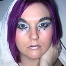 Purple ice queen