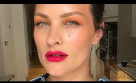 Angry Makeup & Lisa Eldridge Pink Lipsticks