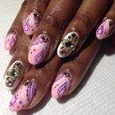 Pretty Pink Princess Paisley