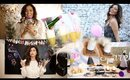 Throw a DIY Party! New Years Eve Treats, Party favors + Outfits