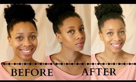 Glowing Foundation Routine | 2015