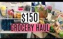 HUGE $150 Weekly Trader Joe's Haul + Meal Ideas