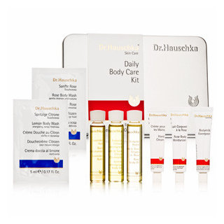 Dr. Hauschka Daily Body Care kit