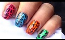 How to apply crackle nail polish at home ideas easy how to tutorial short/long nails art designs