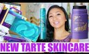 NEW TARTE SKINCARE: Frixxxtion Stick, Lip Facial Scrub, Pack Your Bags 911 Undereye Gel