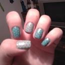 Dotty nails!!