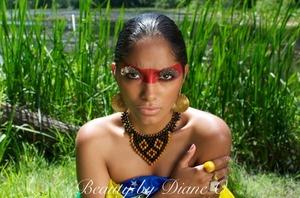 Photoshoot I did for boho Brasil jewelry line!