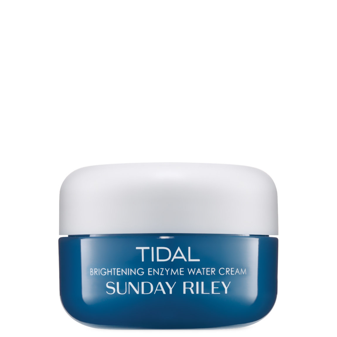 Sunday Riley Tidal Brightening Enzyme Water Cream 0.5 oz alternative view 1 - product swatch.