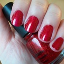 China Glaze Ruby Pumps Nail Polish