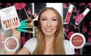 TESTING Illuminate Cosmetics By Ashley Tisdale | FULL FACE FIRST IMPRESSIONS!
