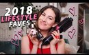 What I LOVED In 2018! MOST USED Skincare, Fashion & More! | Jamie Paige