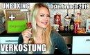 Degusta Box März 2019 | Unboxing und Verkostung der Osterbrunch Box 🍾💐