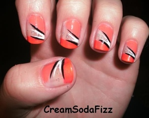 Orange swish
