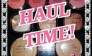 Haul Time | Milani LE Rose Blushes and Wet & Wild