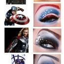 Avenger Eyes. :)