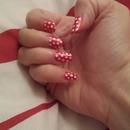 Mini mouse nail