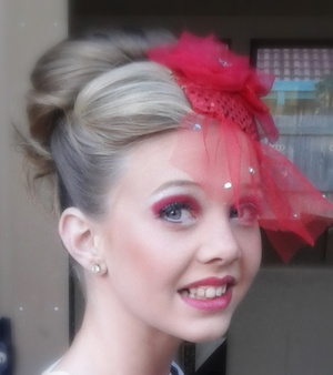 Make up for Dancing comp