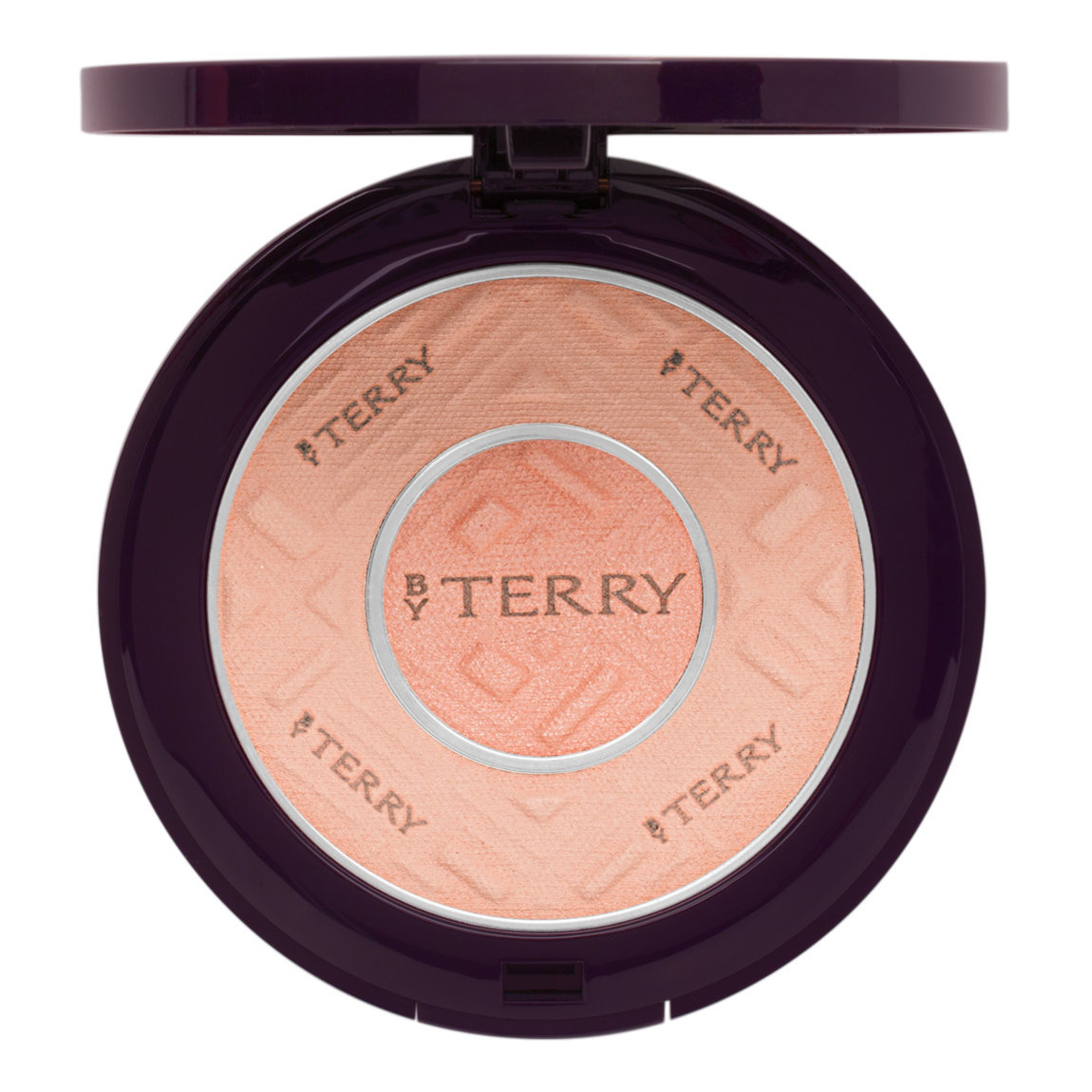 BY TERRY Compact-Expert Dual Powder 3 Apricot Glow product smear.