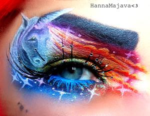 used BSC eyeshadows :)