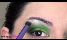St. Patrick's Day inspired look #1