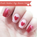 Barielle Vday Nails contest entry
