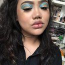 Electric Blue Festival Look