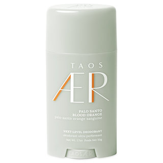 Taos AER Next-Level Clean Deodorant: Palo Santo Blood Orange