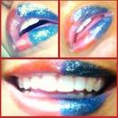 American lips <3