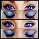 Blues eyes by Nikki