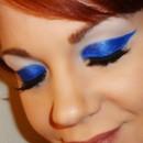 Runway Makeup- Anna Sui