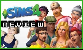 THE SIMS 4 CONSOLE REVIEW.... MEH