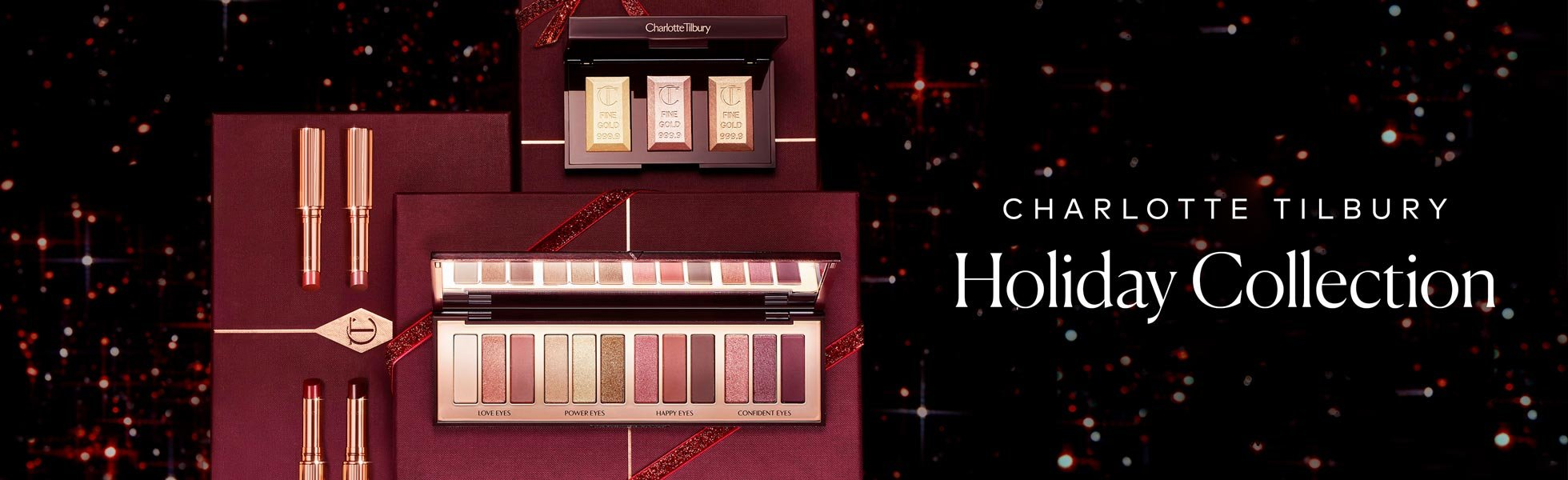 Charlotte Tilbury Holiday 2018 Collection