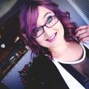 New Purple Hair.