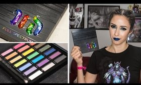 Do or Don't? Urban Decay Full Spectrum Palette|| Review & Swatches